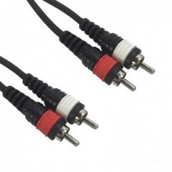 Przewód AC-R/1 RCA cable 1m (cinch)