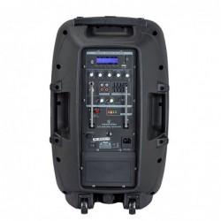 GO-SOUND 12AMW 800W - przenośna kolumna aktywna z akumulatorem