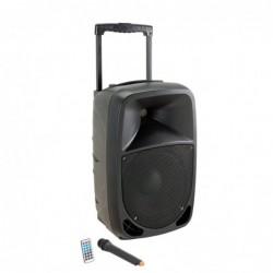 GO-SOUND 10AMW 360W - przenośna kolumna aktywna z akumulatorem