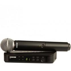 Shure BLX24E PG58 Mikrofon bezprzewodowy