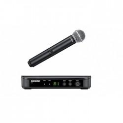 SHURE BLX24/SM58 mikrofon bezprzewodowy doręczny