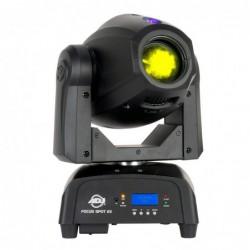 Focus Spot 2X 100W + UV